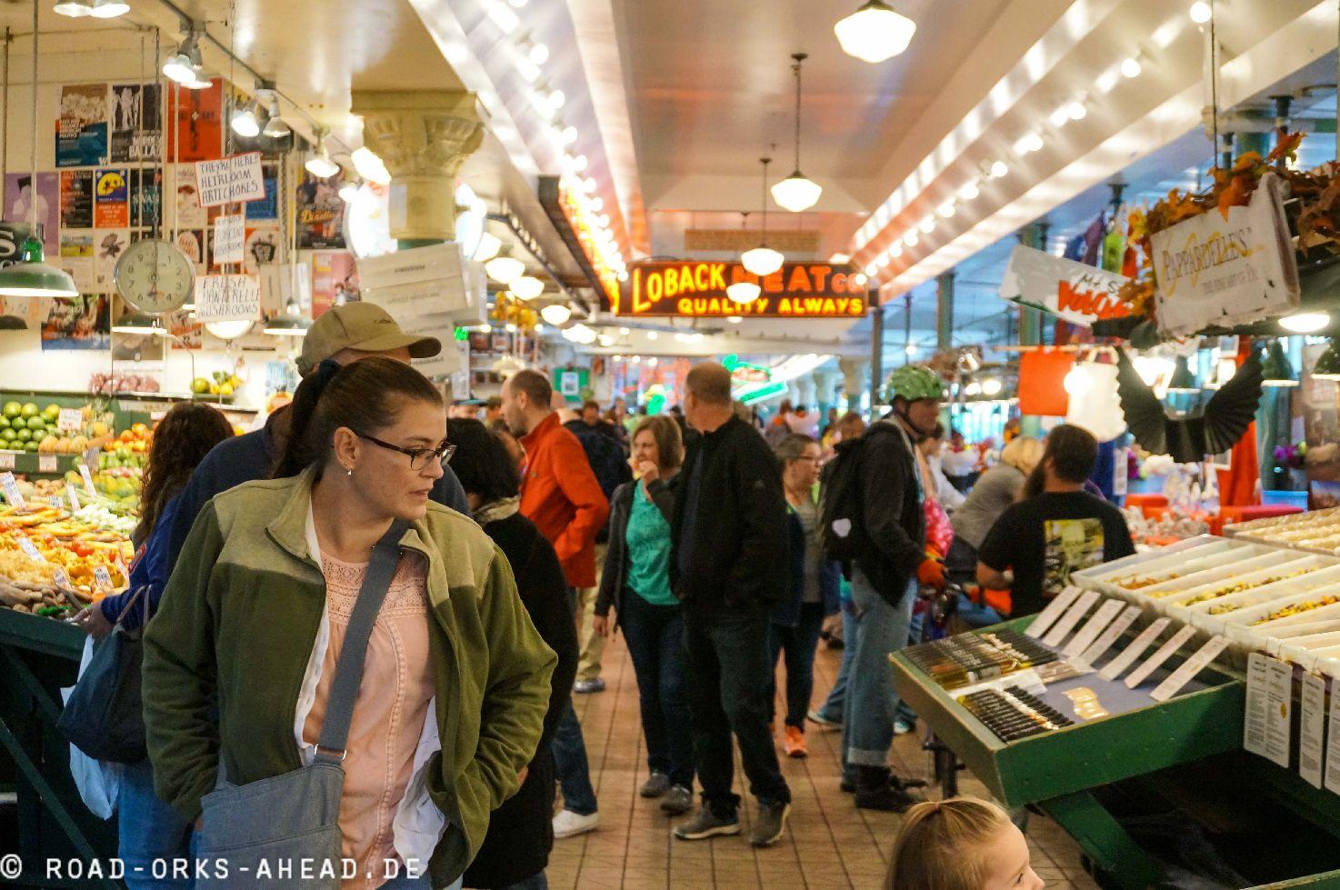 Public Market - Pike Place