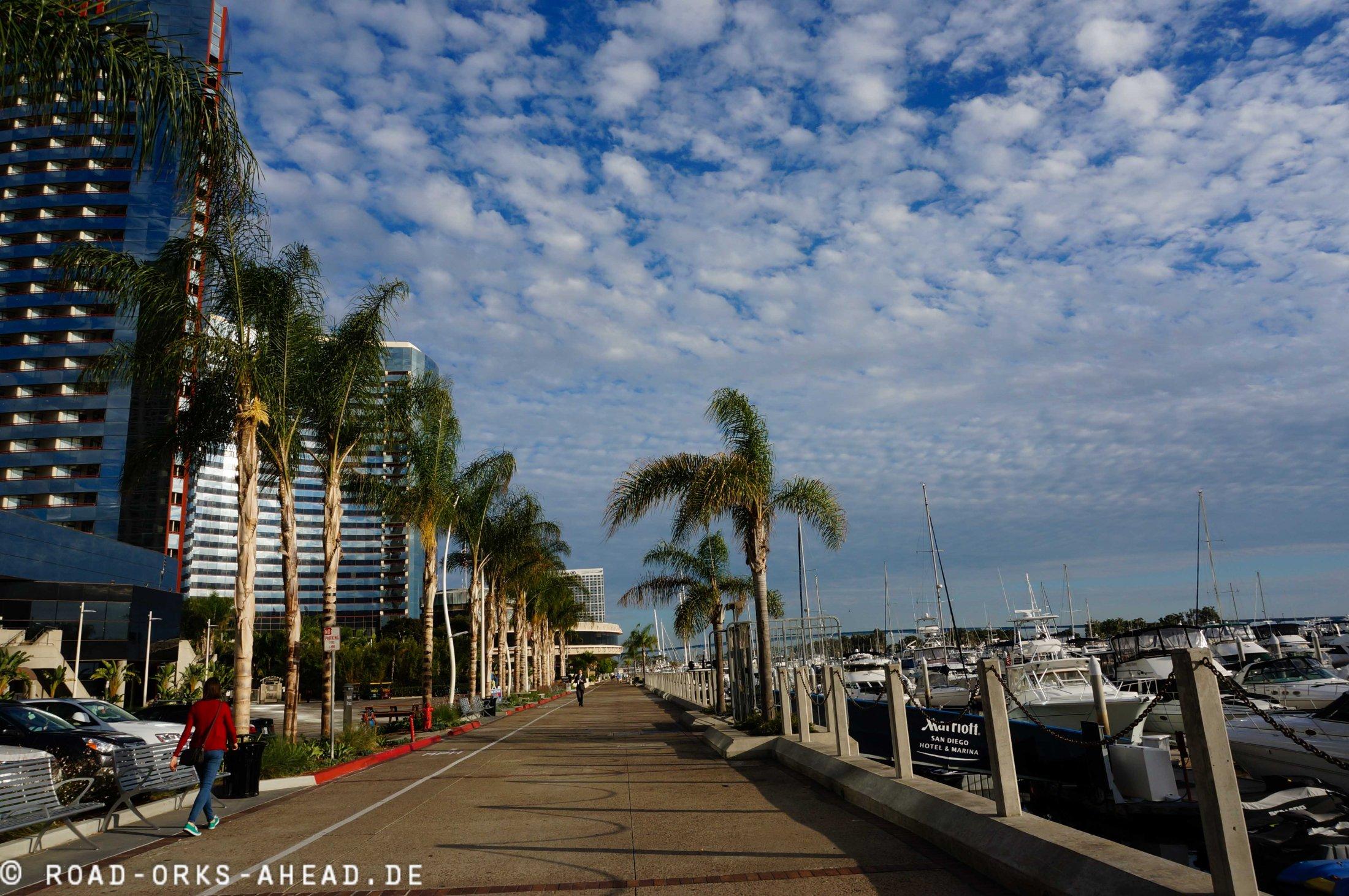 Hafenpromenade San Diego