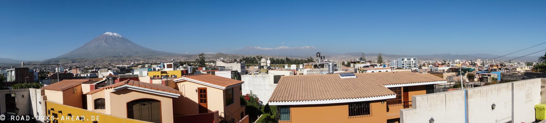 Arequipa Panorama