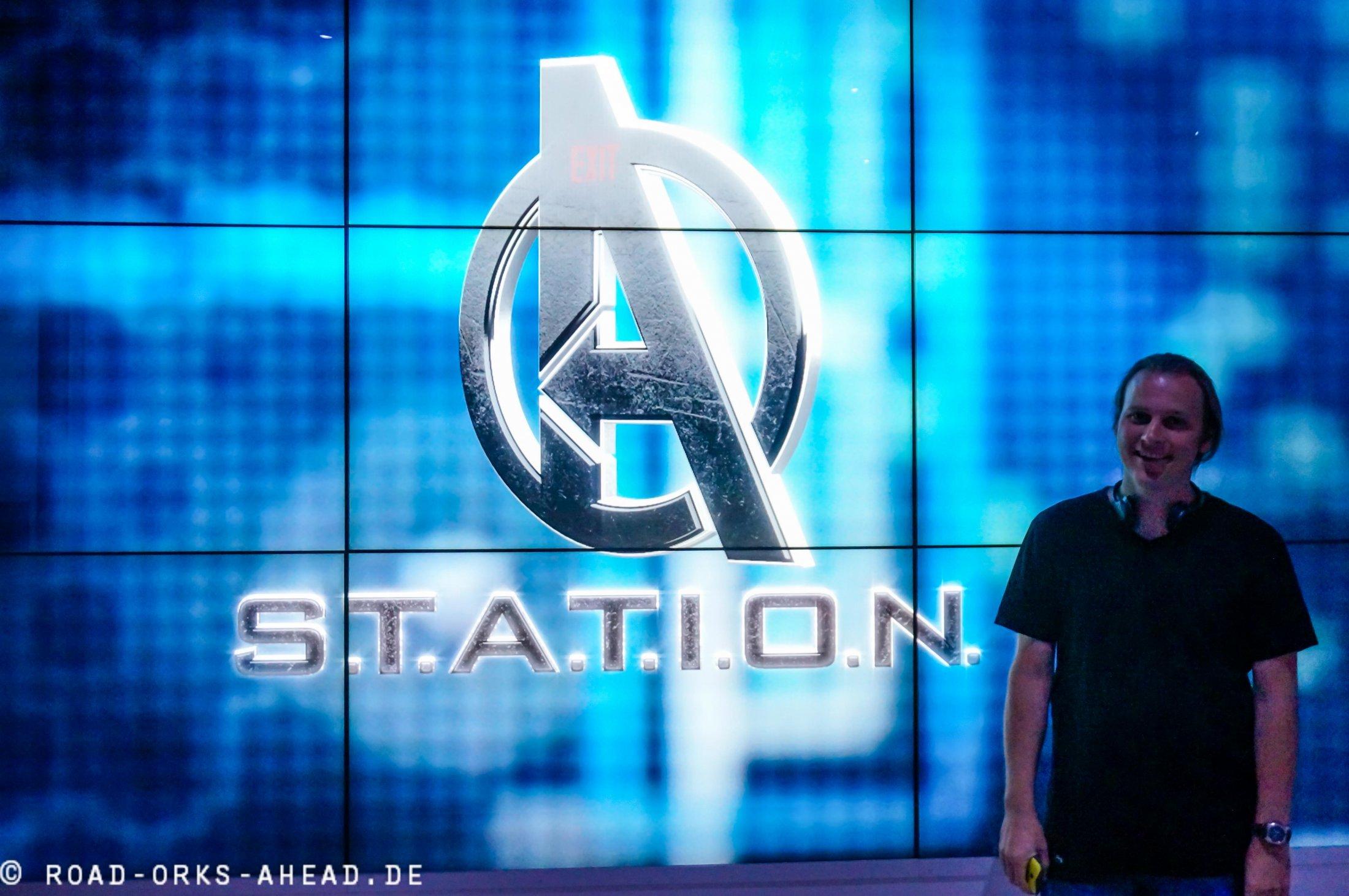 Avenger Station