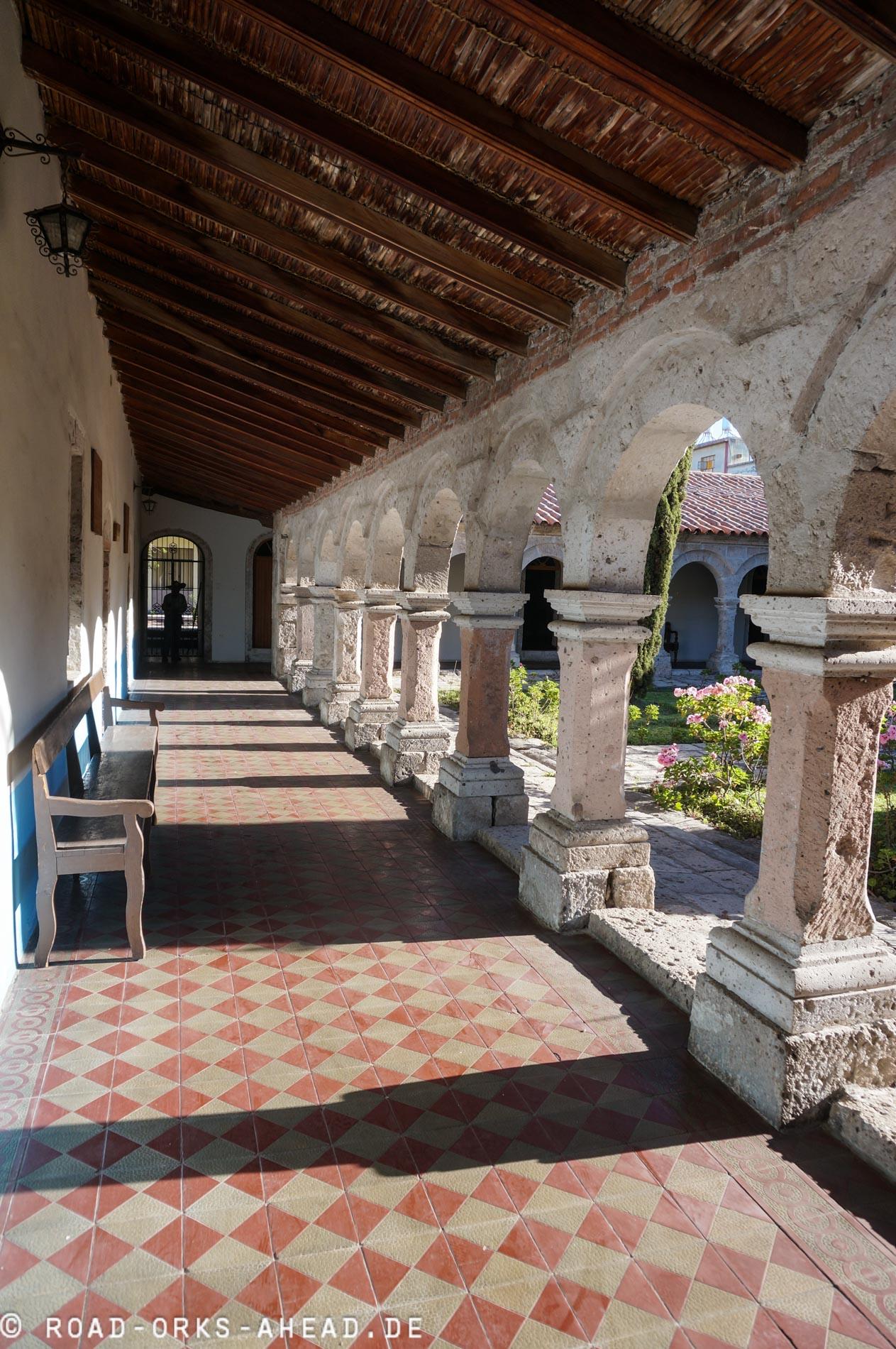 Convento de la Recoleta