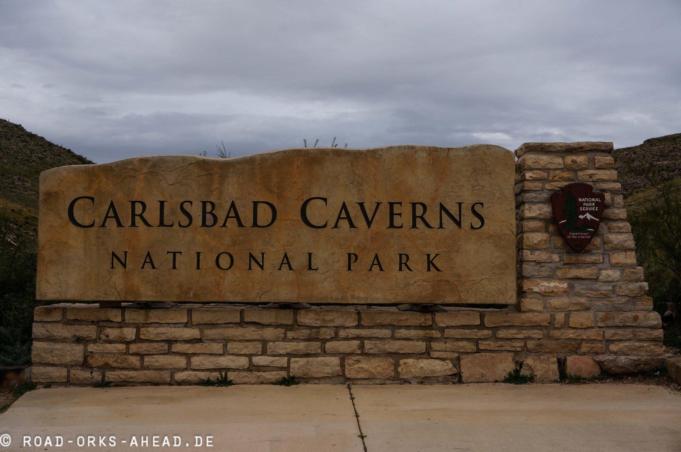 Carlsbad Caverns Nationalpark