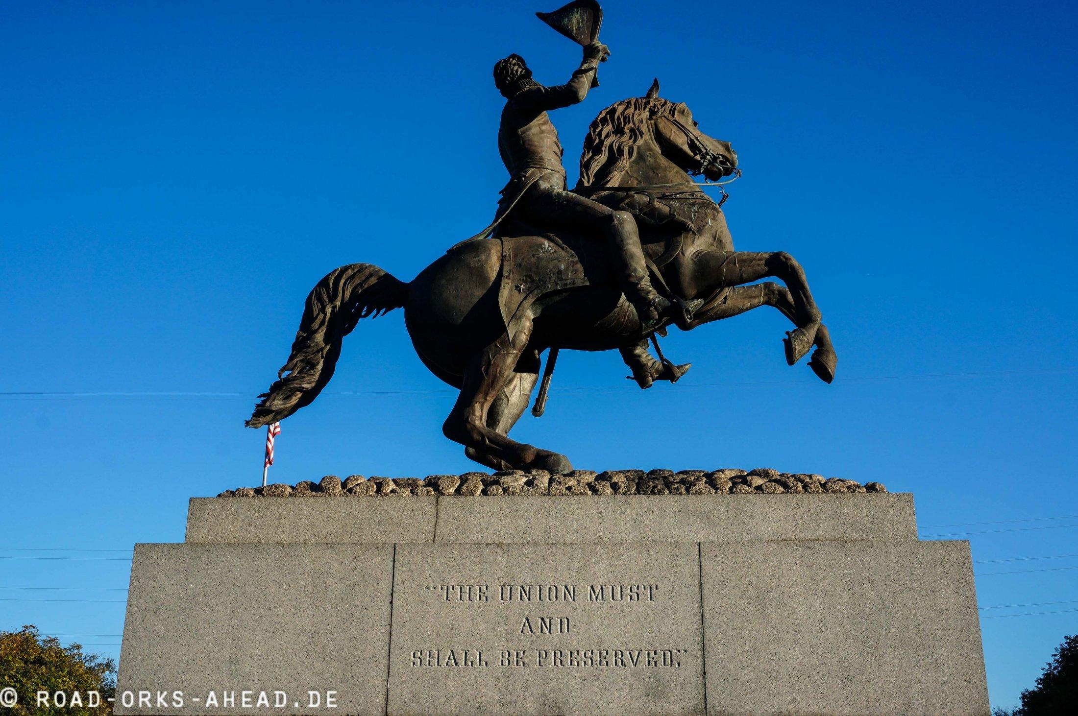 Konföderierten Denkmal