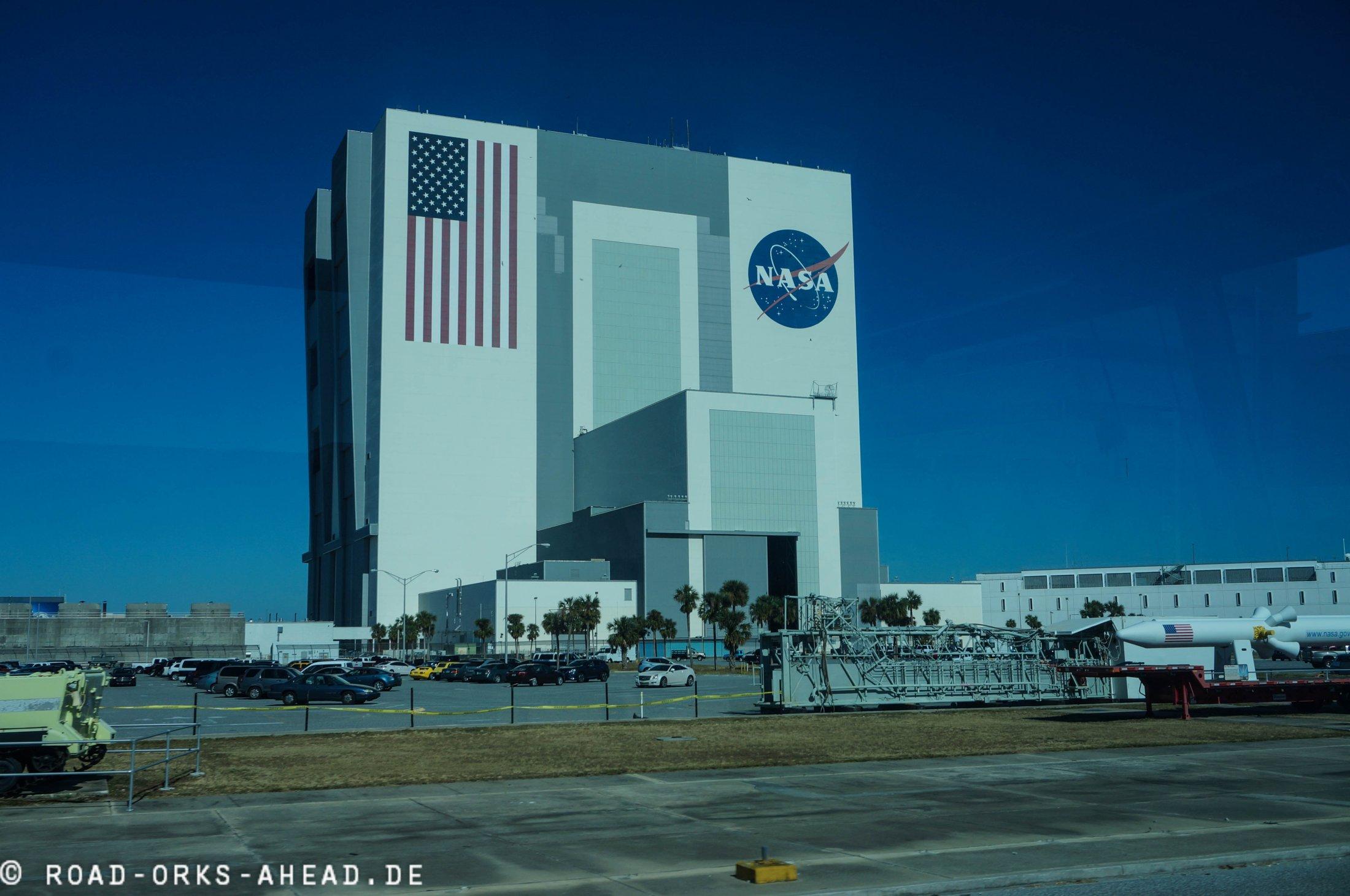Saturn/Apollo 5 Gebäude