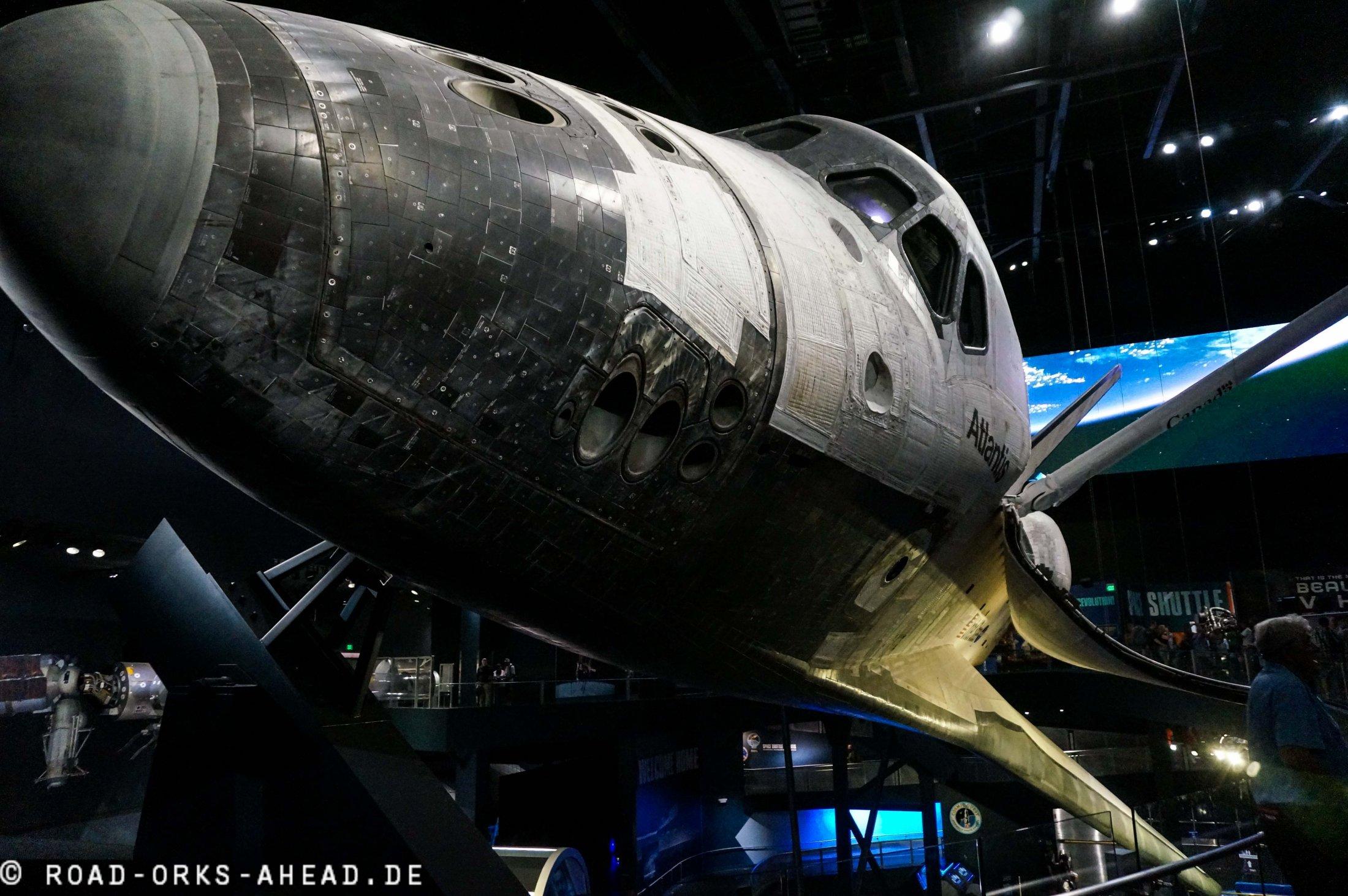 Spaceshuttle Atlantis