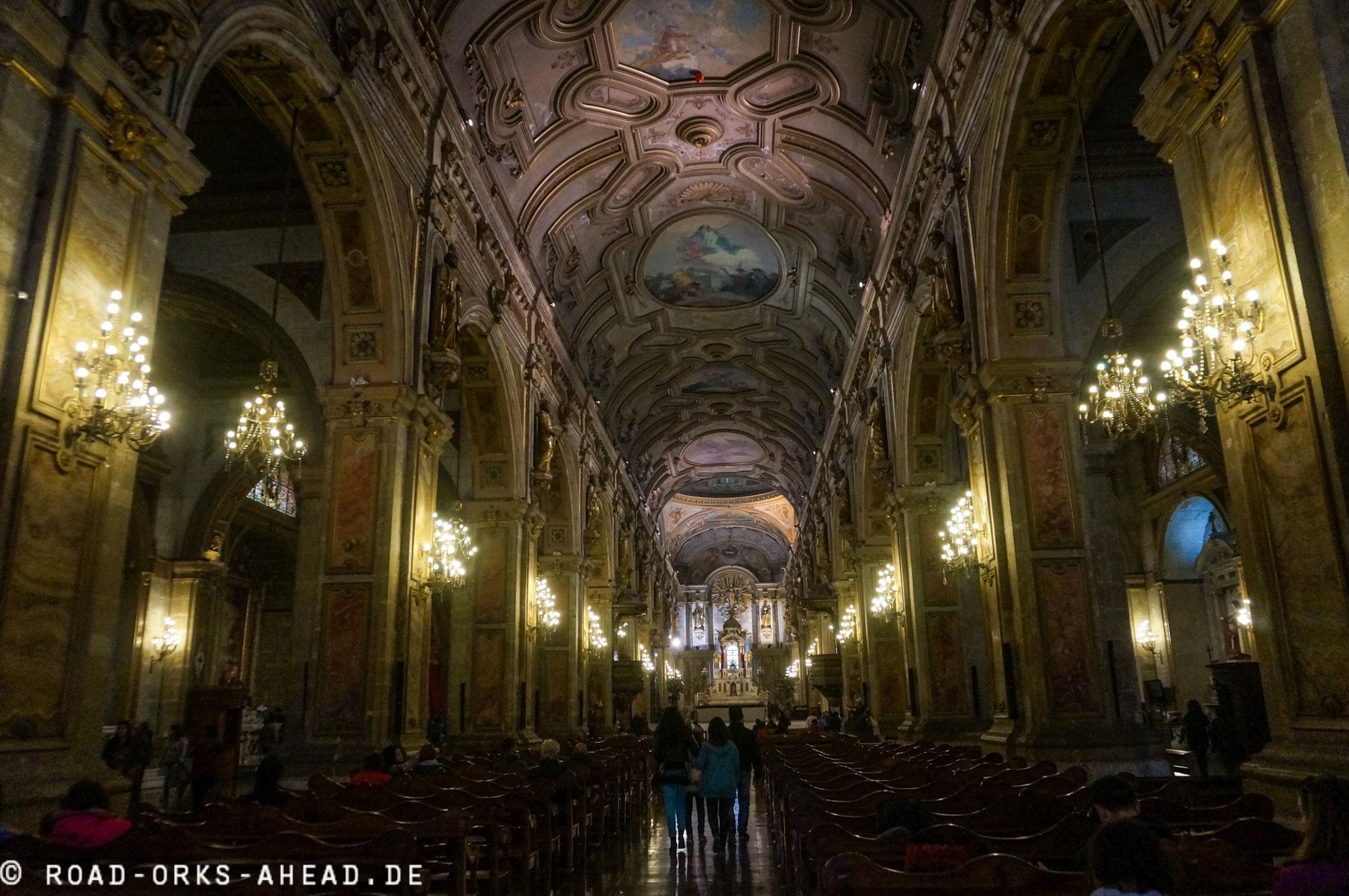 Cathedral Metropolitana de Santiago