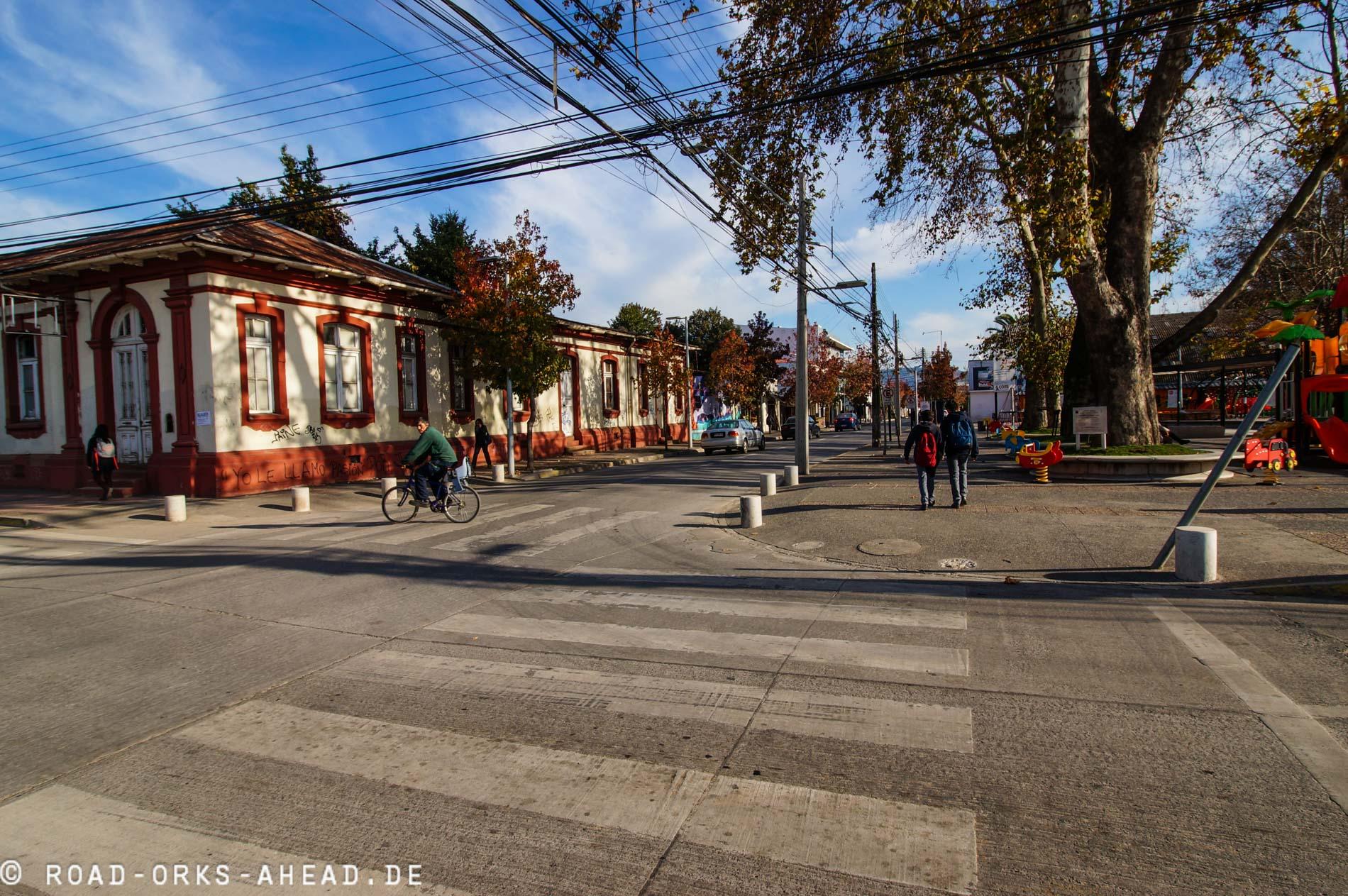 Santa Cruz, Chile