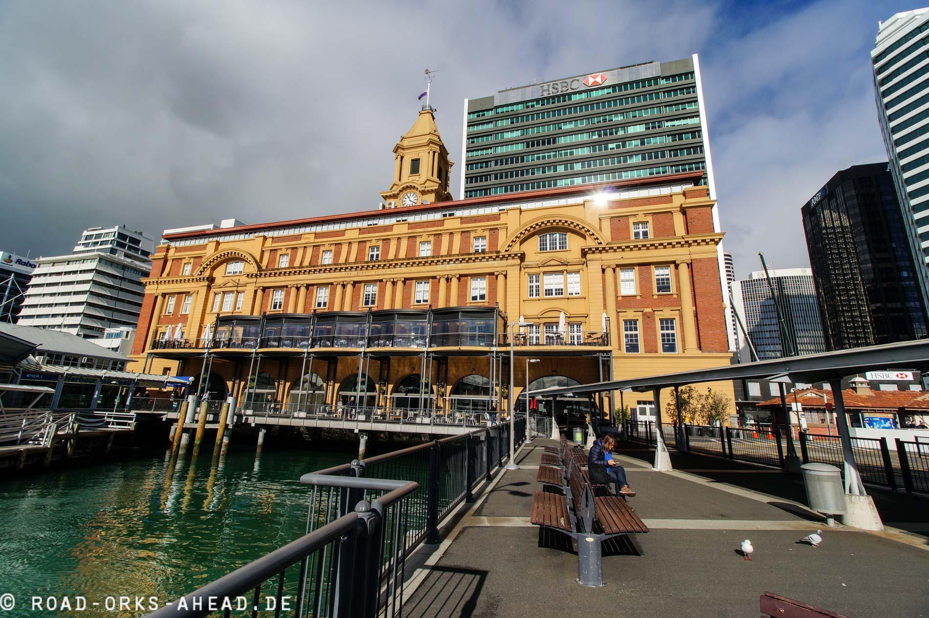 Aucklands Pier