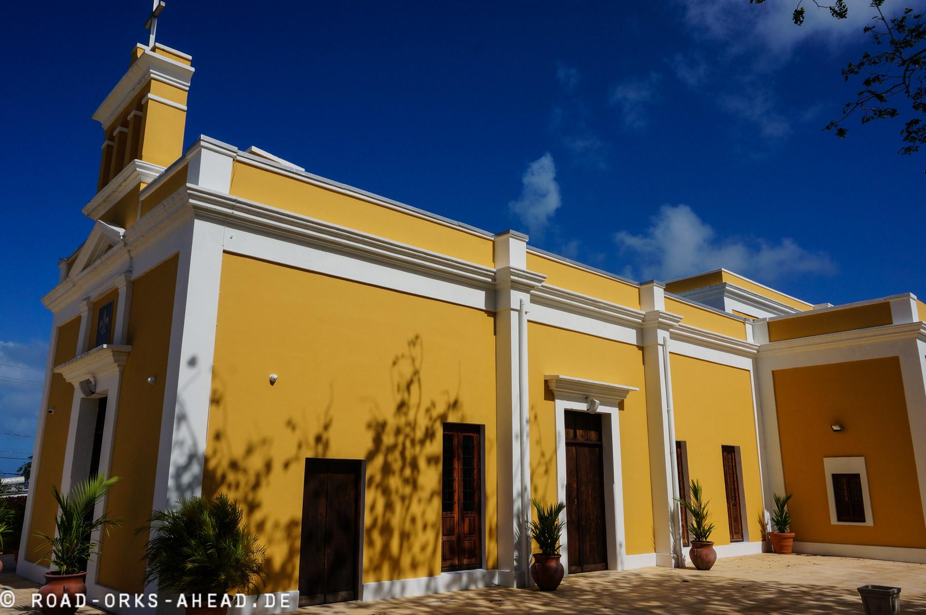 Kirche in Dorado