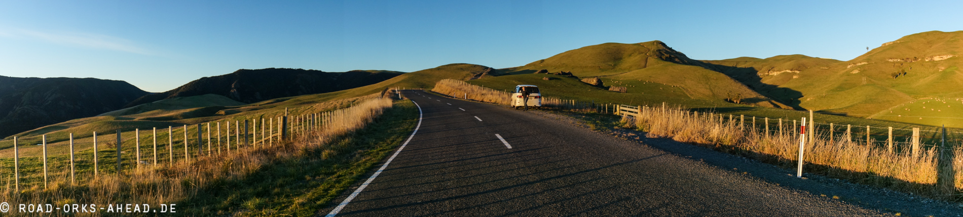 Roadtrip Neuseeland