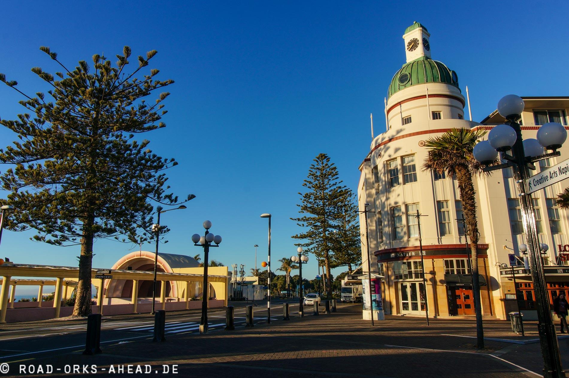 A&B Building Napier