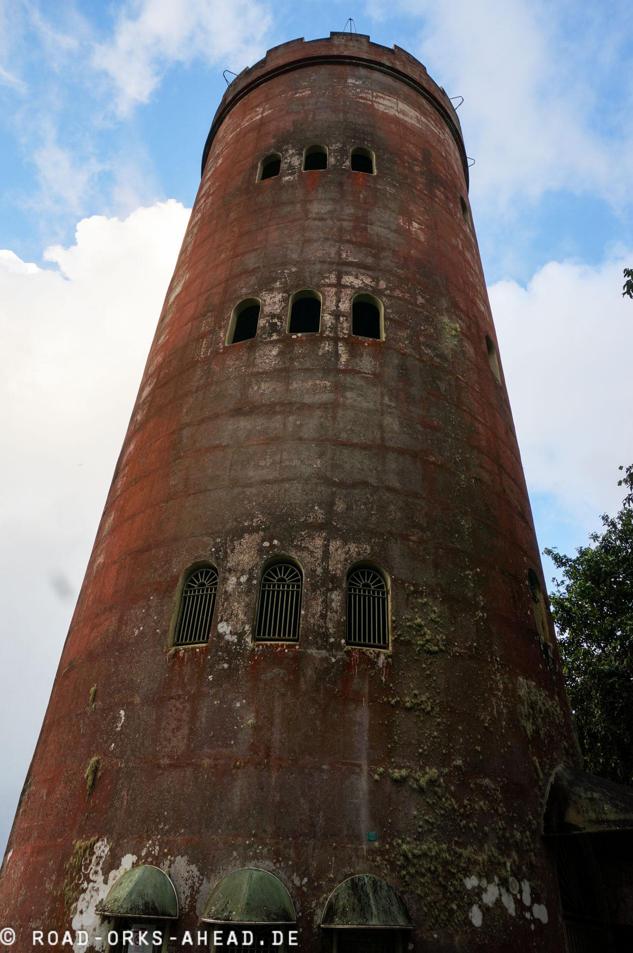 Yokahu Tower - El Yunque