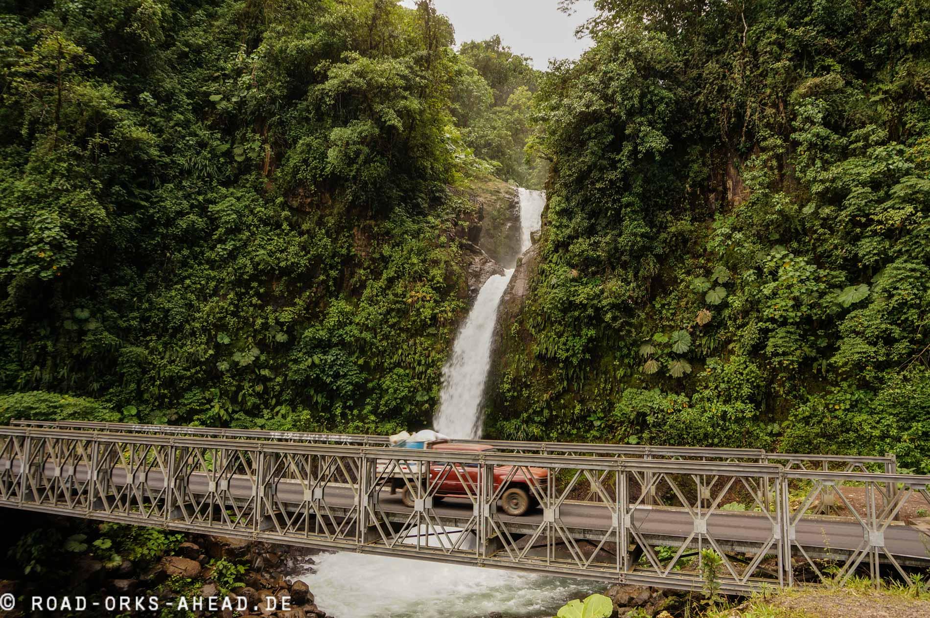 La Paz Wasserfall
