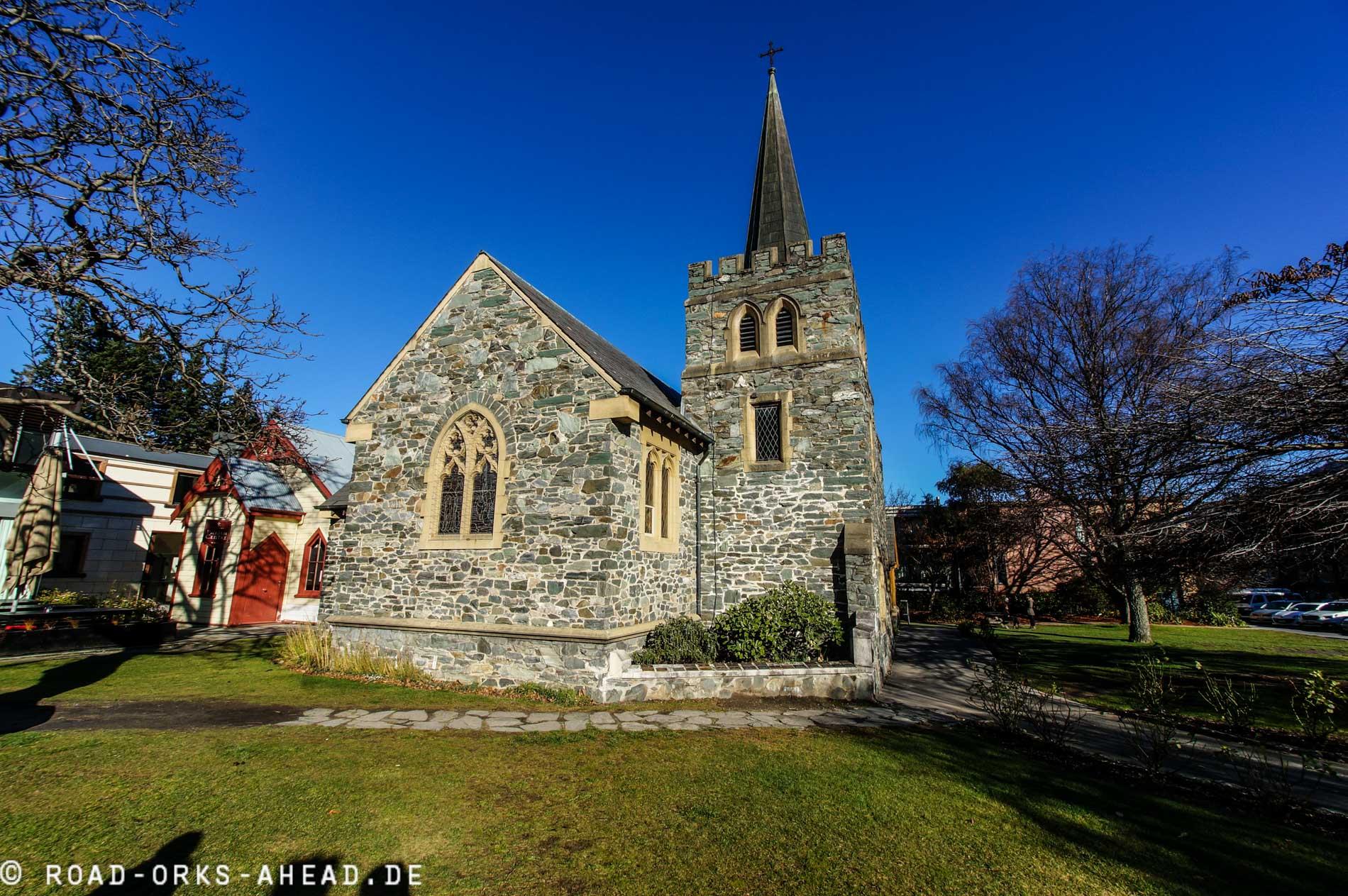 St. Peters Church, Queenstown