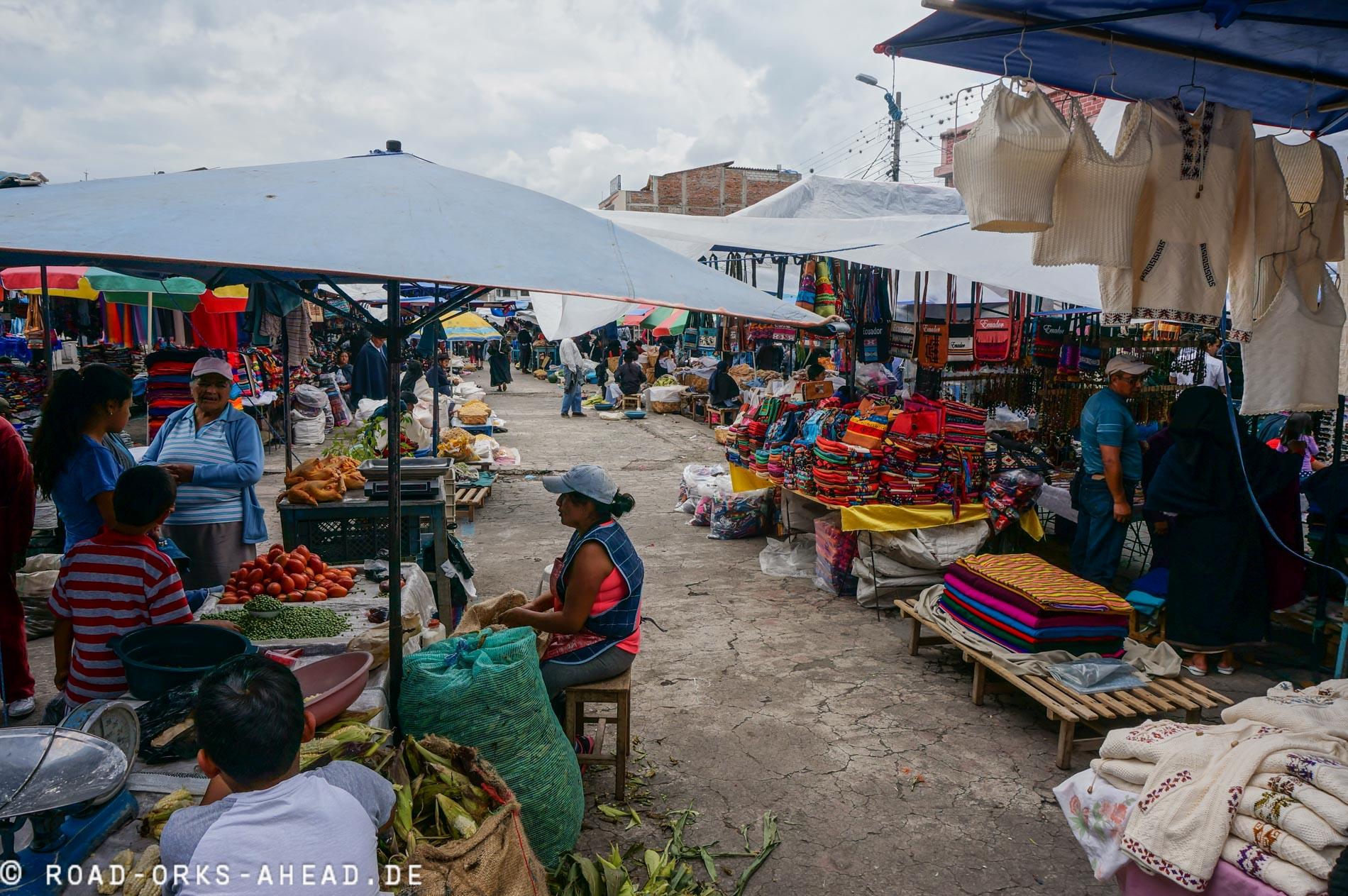 Otovalo Markt