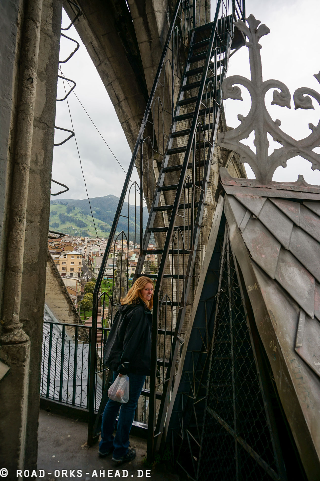 La Catedral - echt steil