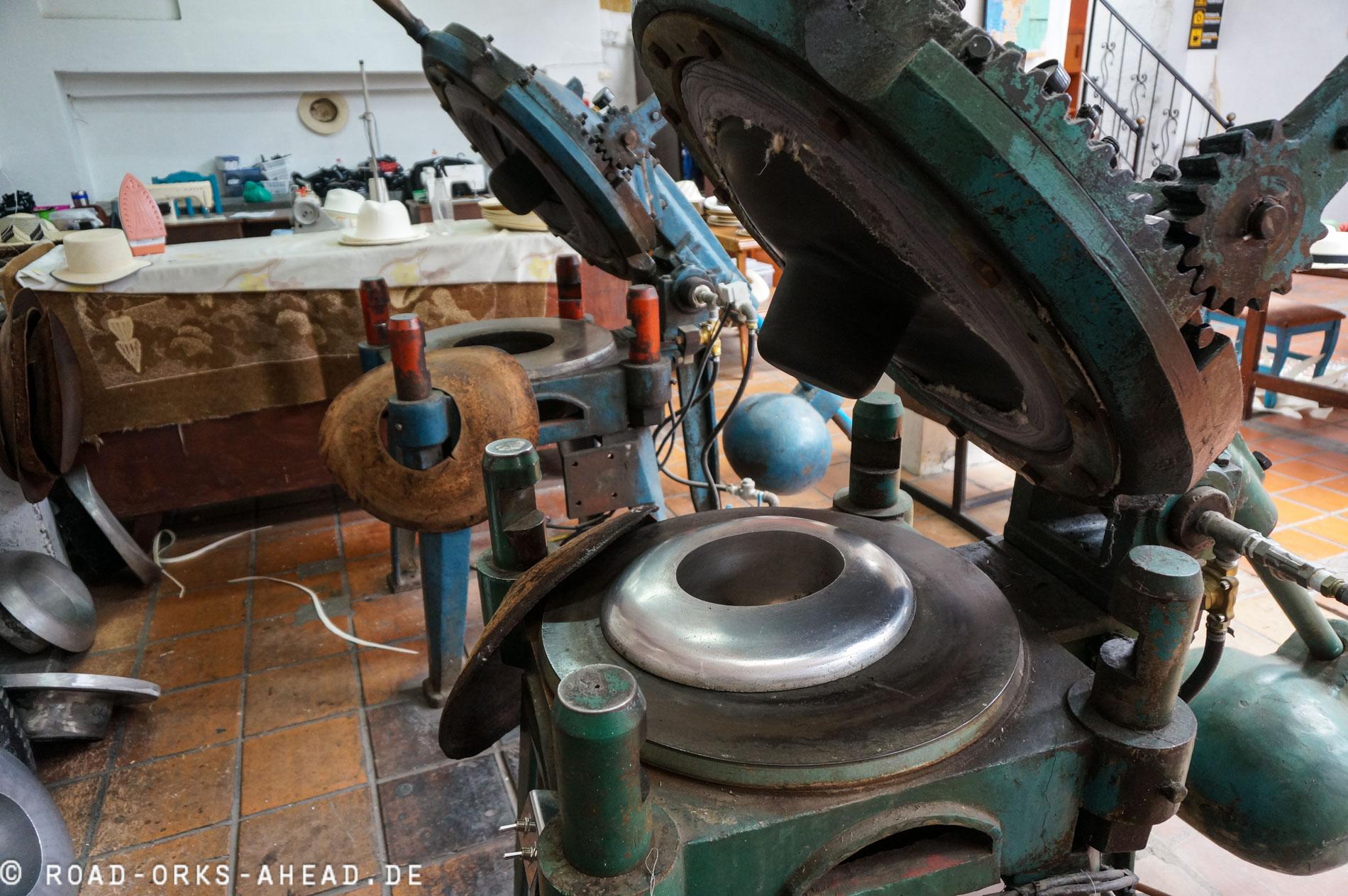 Hutfabrik
