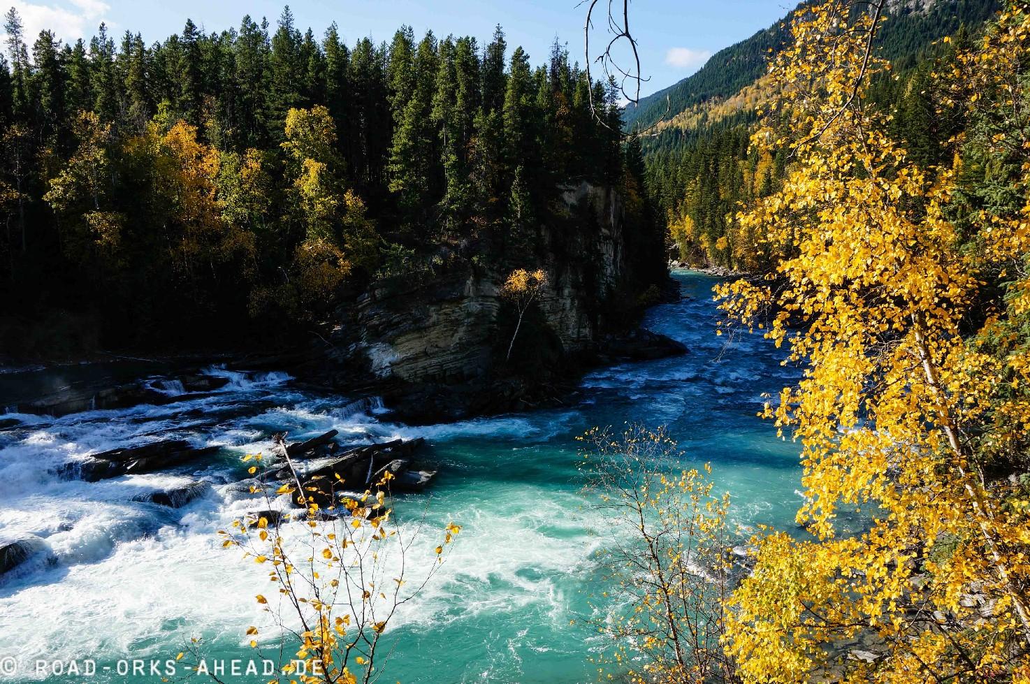 Rousegard Wasserfall