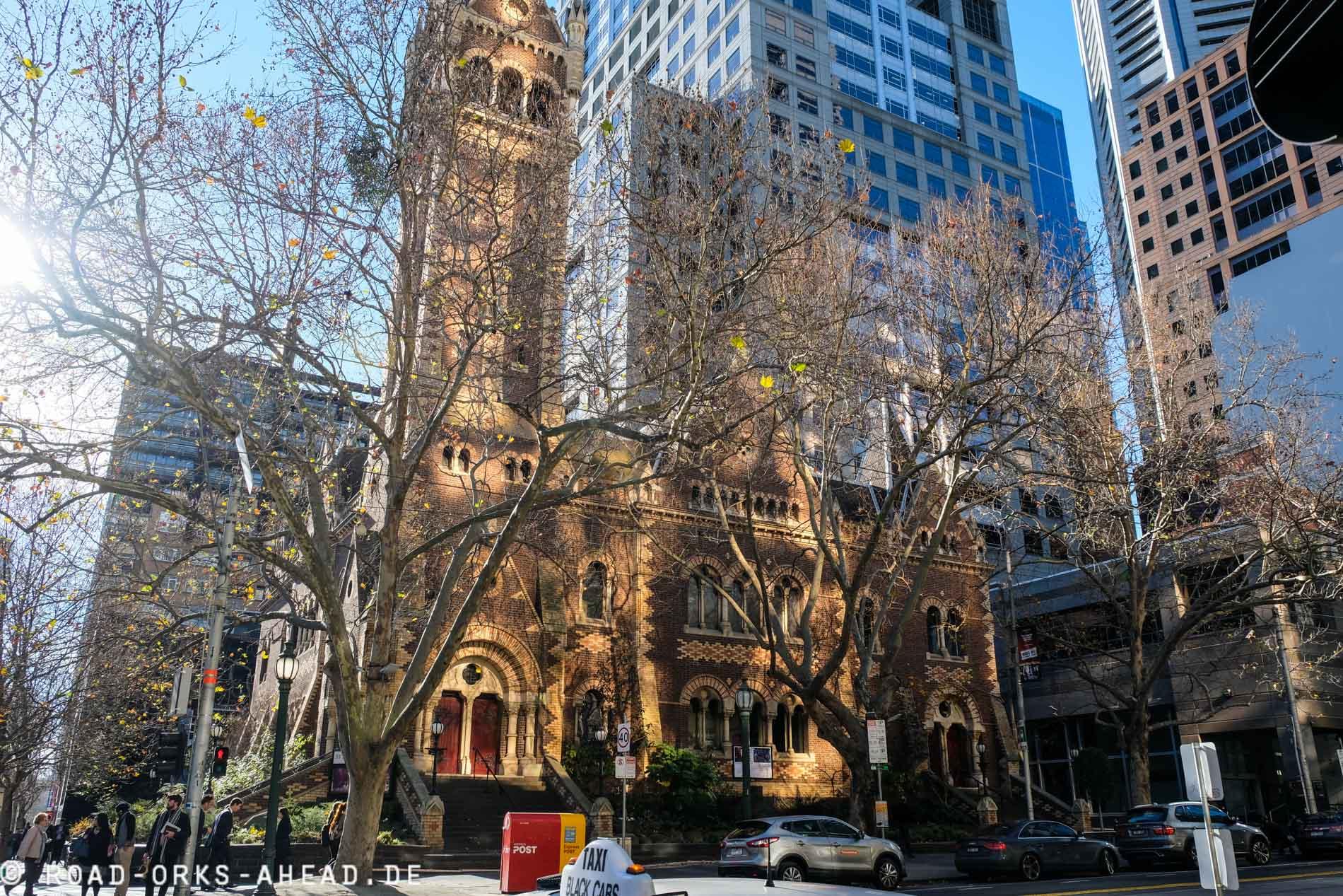 Scot's Church Melbourne