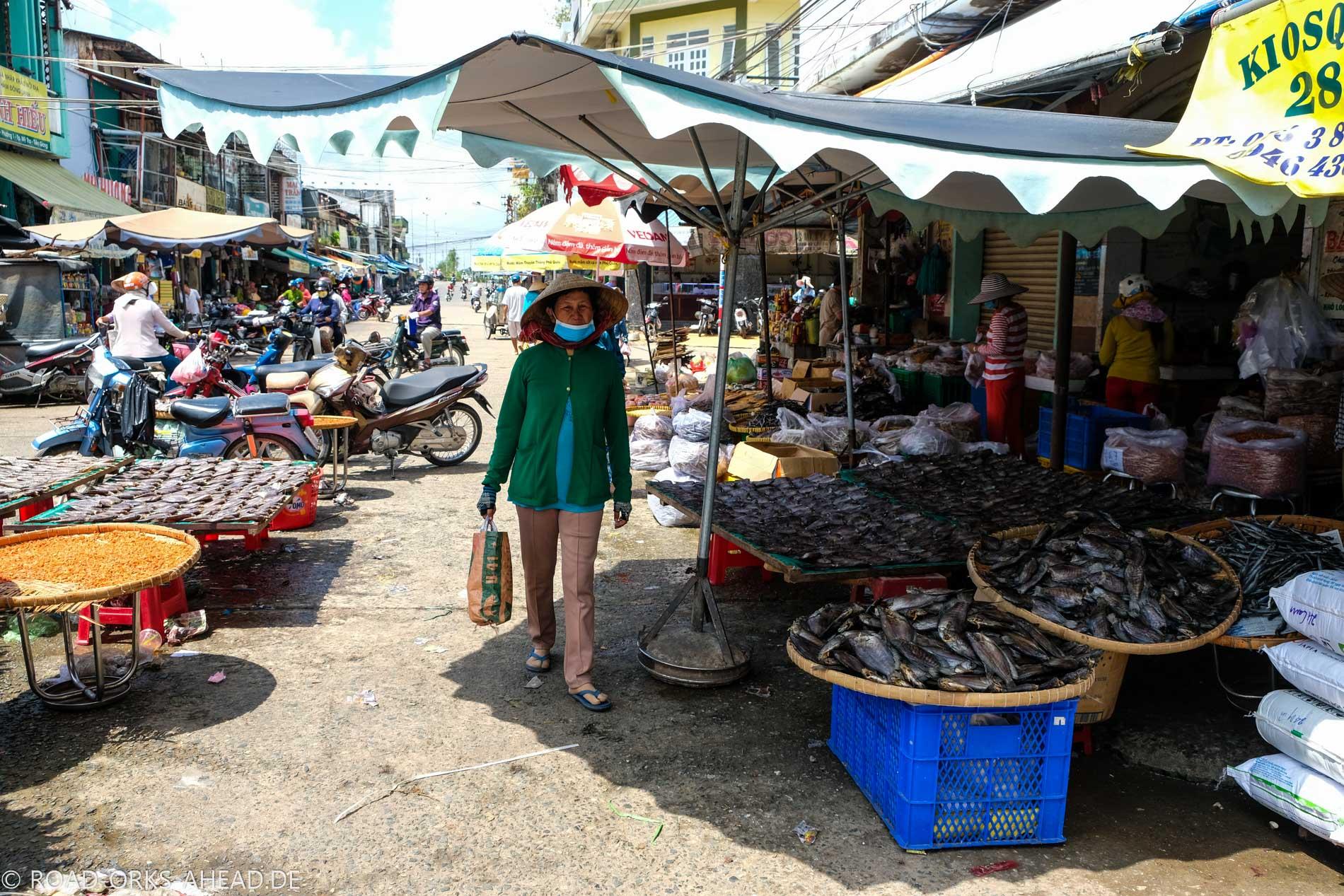 Markt in My Tho...