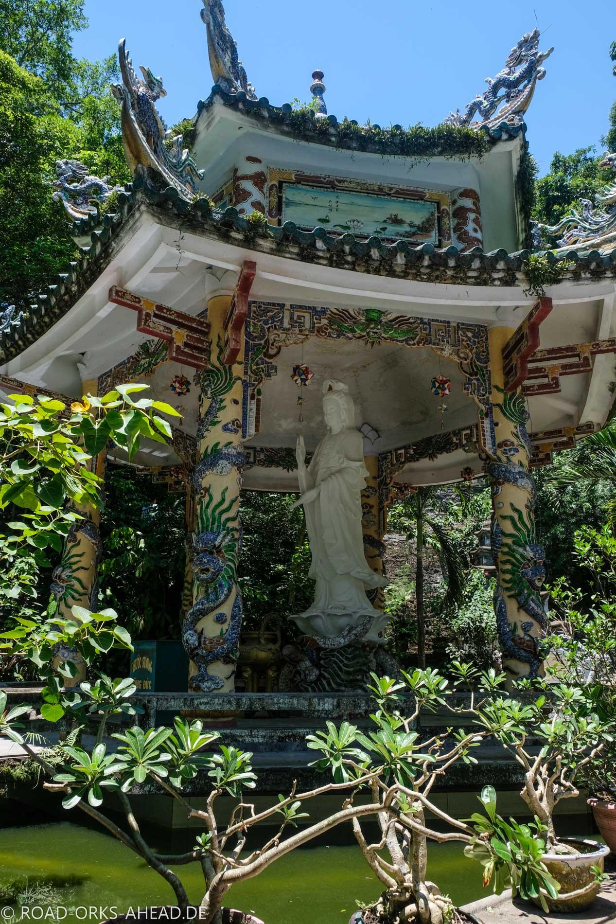 Tempel auf den Marmorbergen