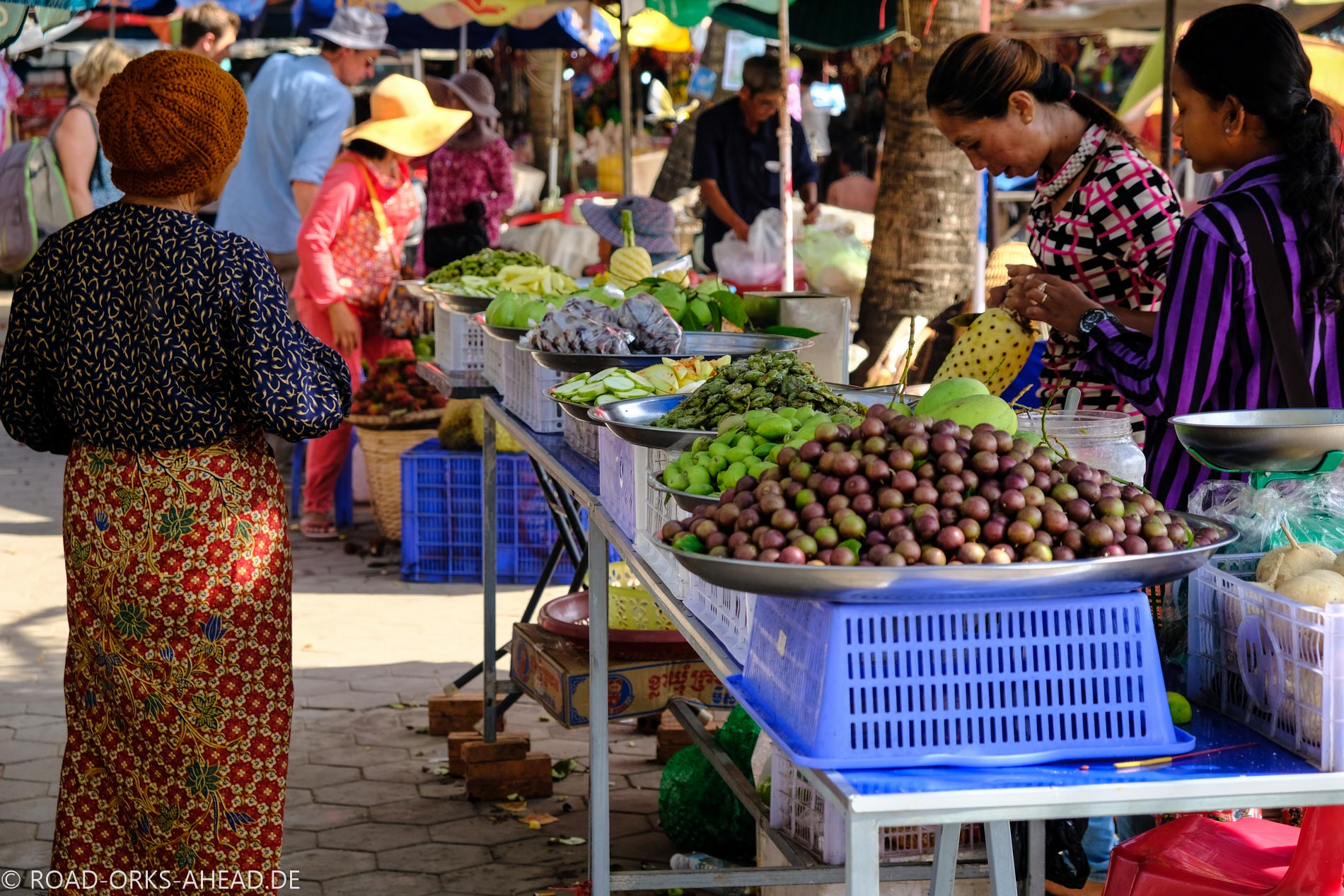 Markt in Kep