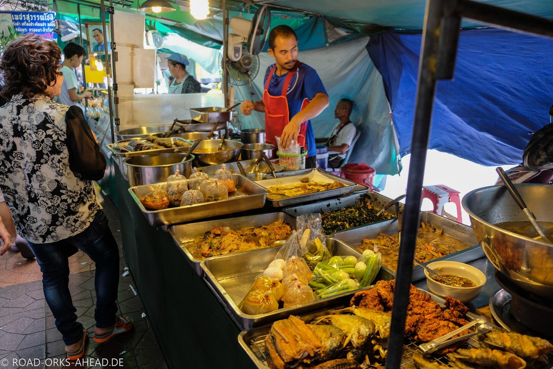 Streetfood in Bangkok