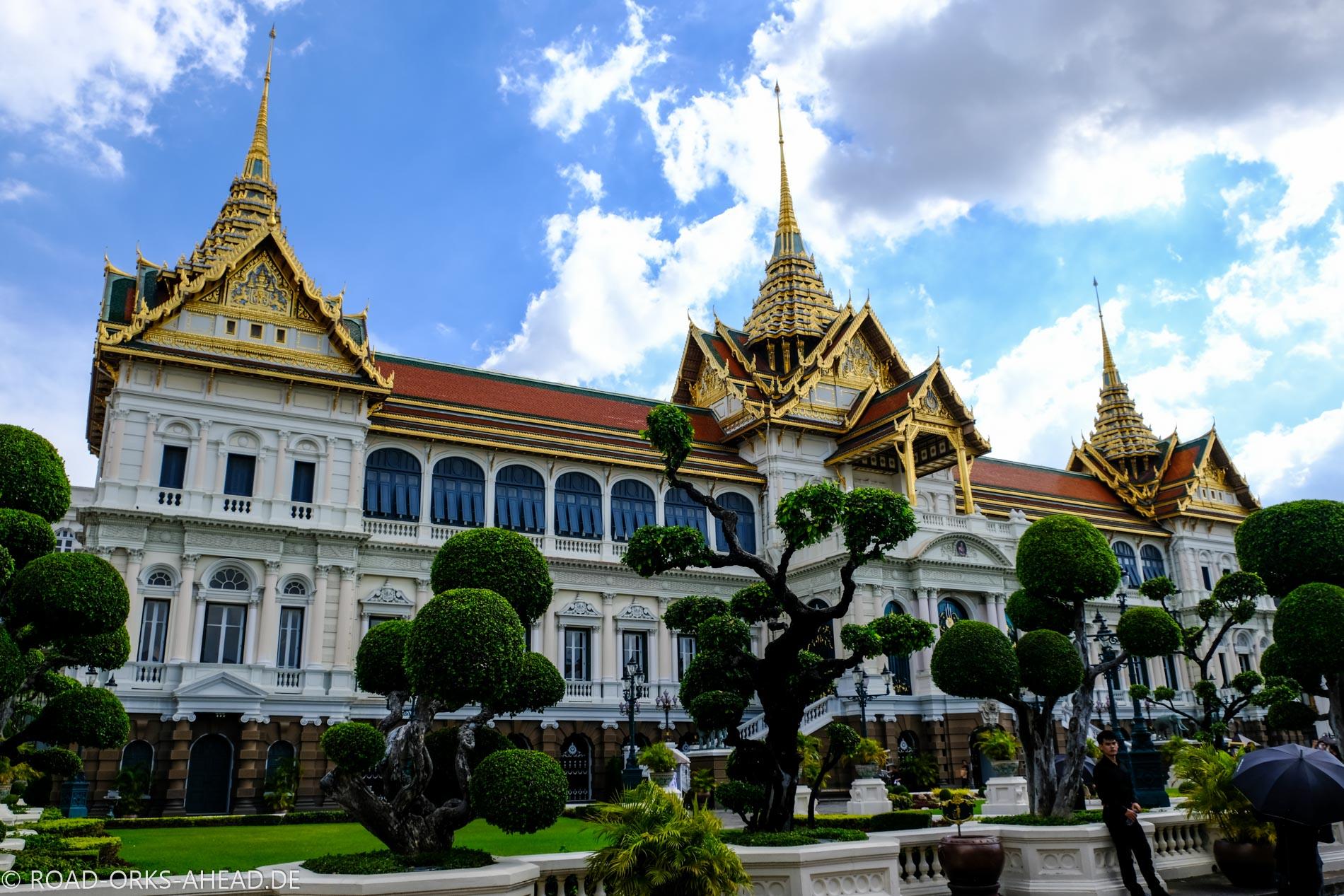 Königlicher Palast, Bangkok
