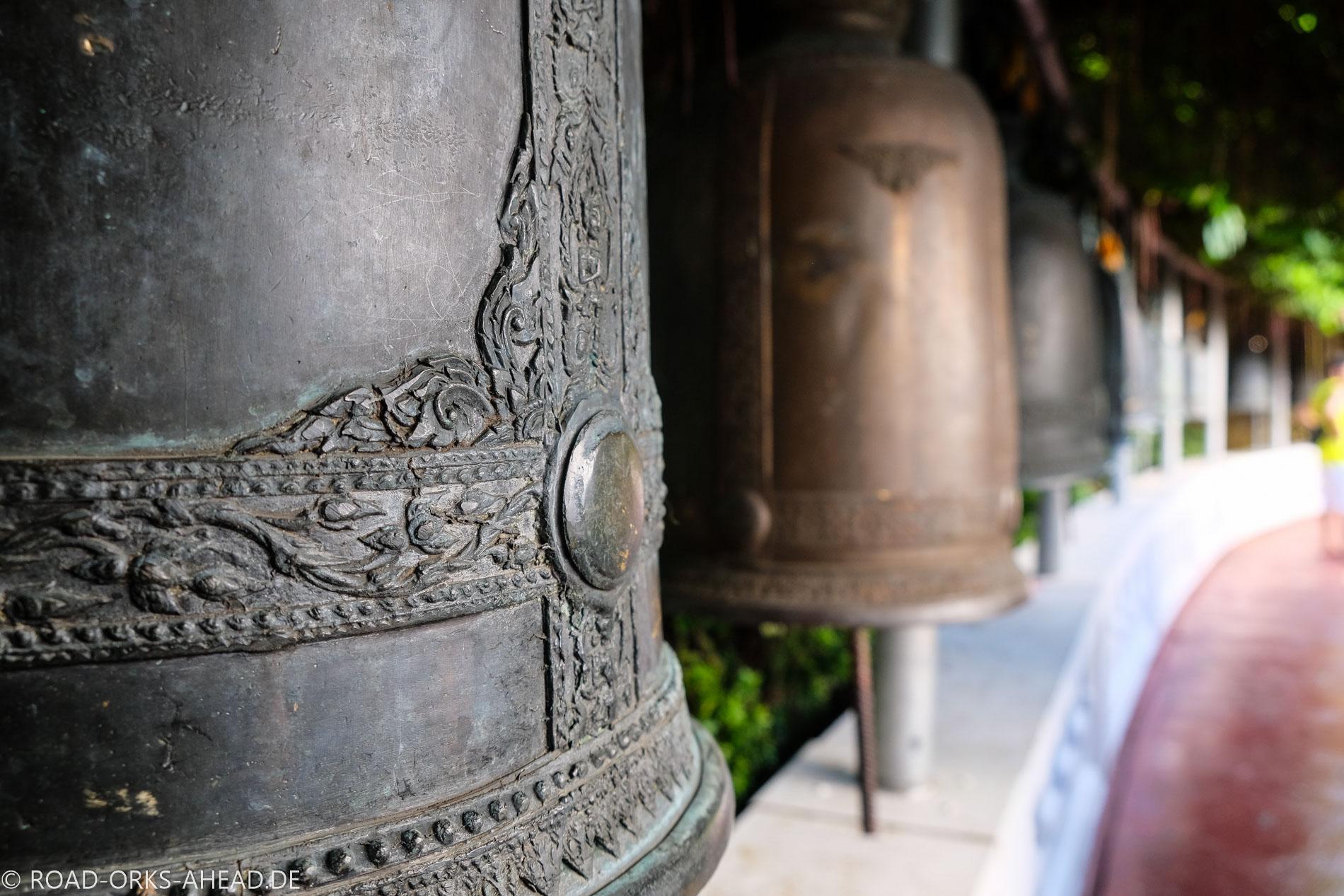 Buddistisches Glockenspiel