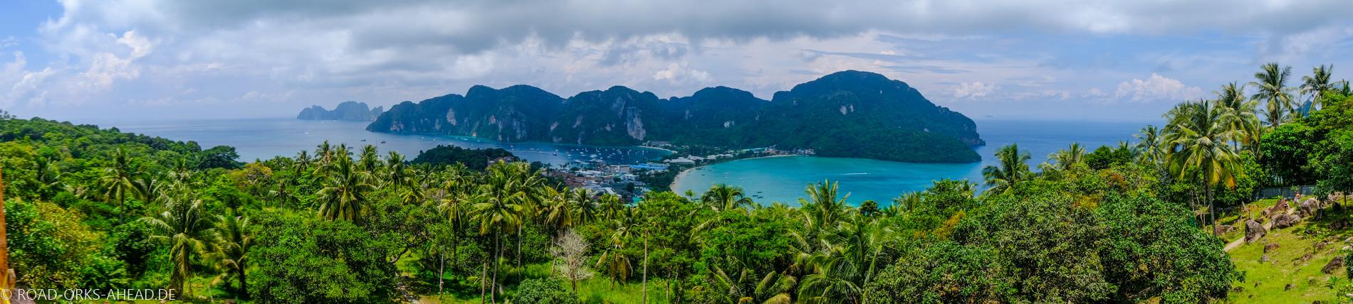 Ko Phi Phi Panorama