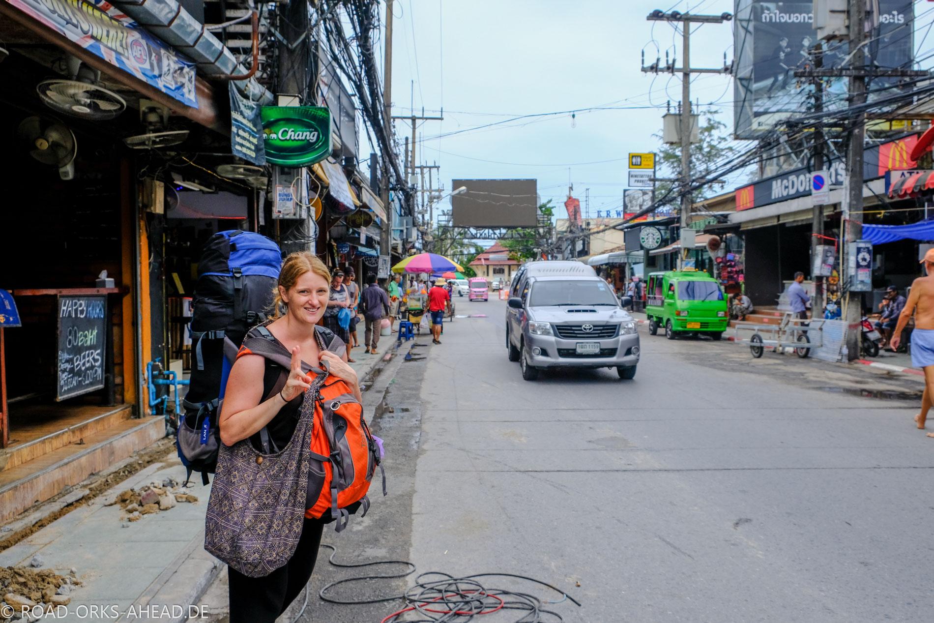 Phuket - Ballermann von Thailand