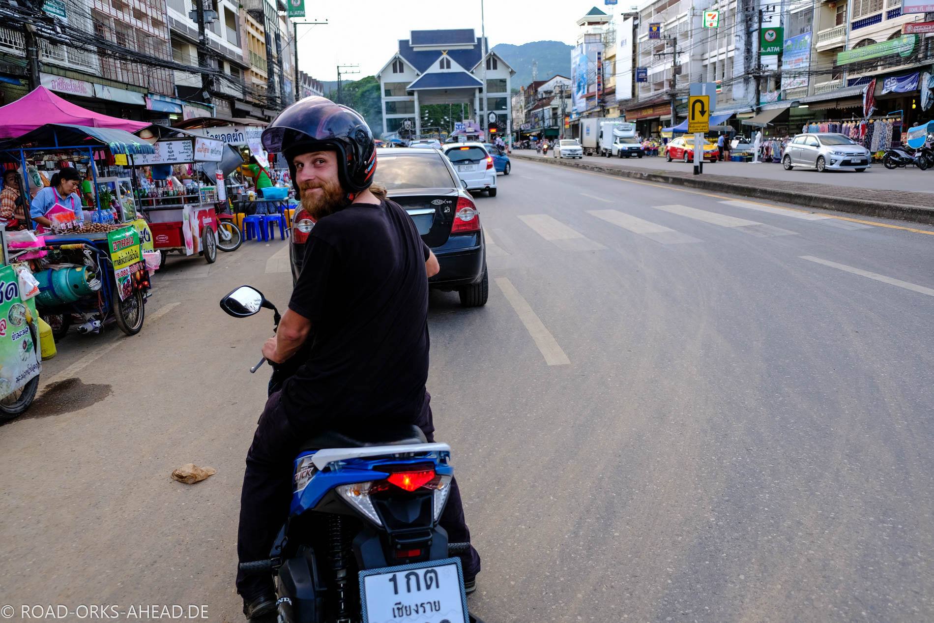 Mae Sai Grenzübergang nach Myanmar