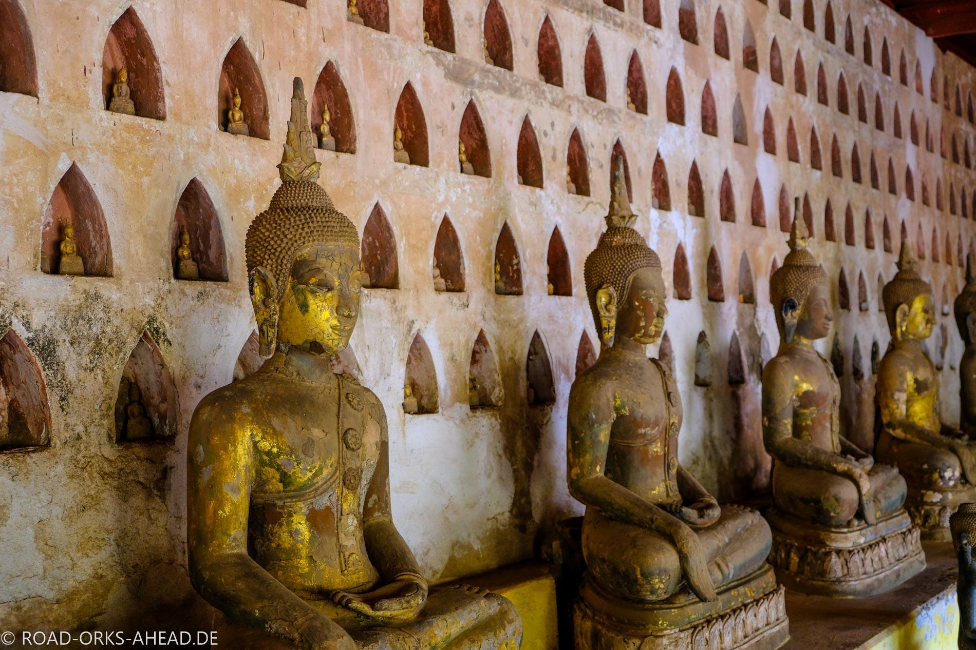 Buddhas Laos