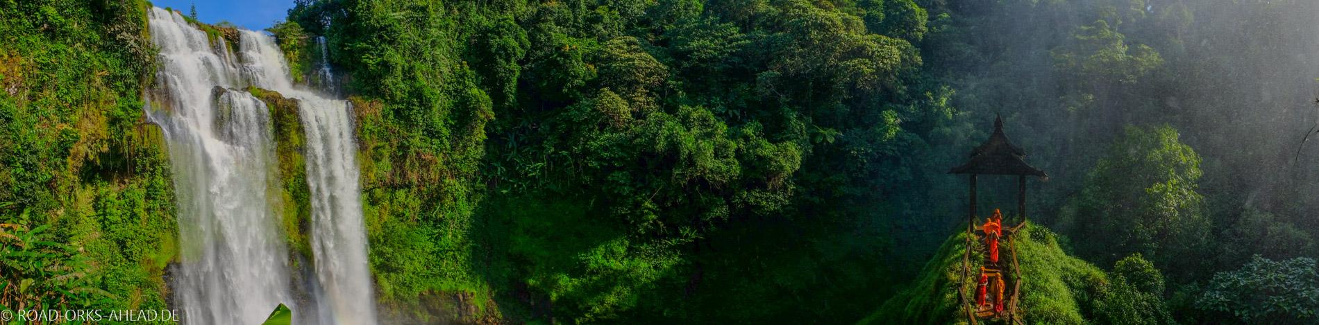 Tad Yuang Panorama