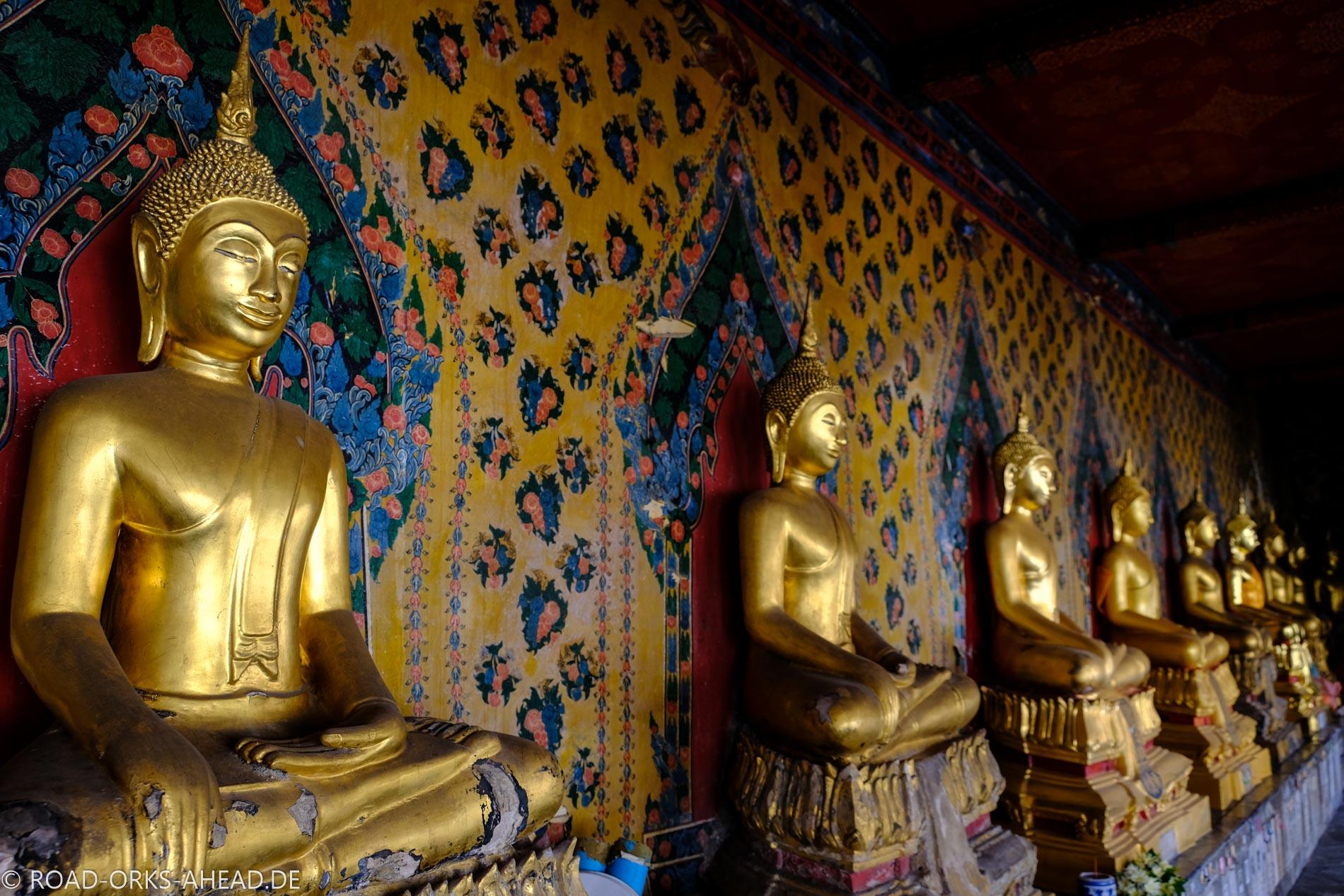 Buddhas in Bangkok, BiB