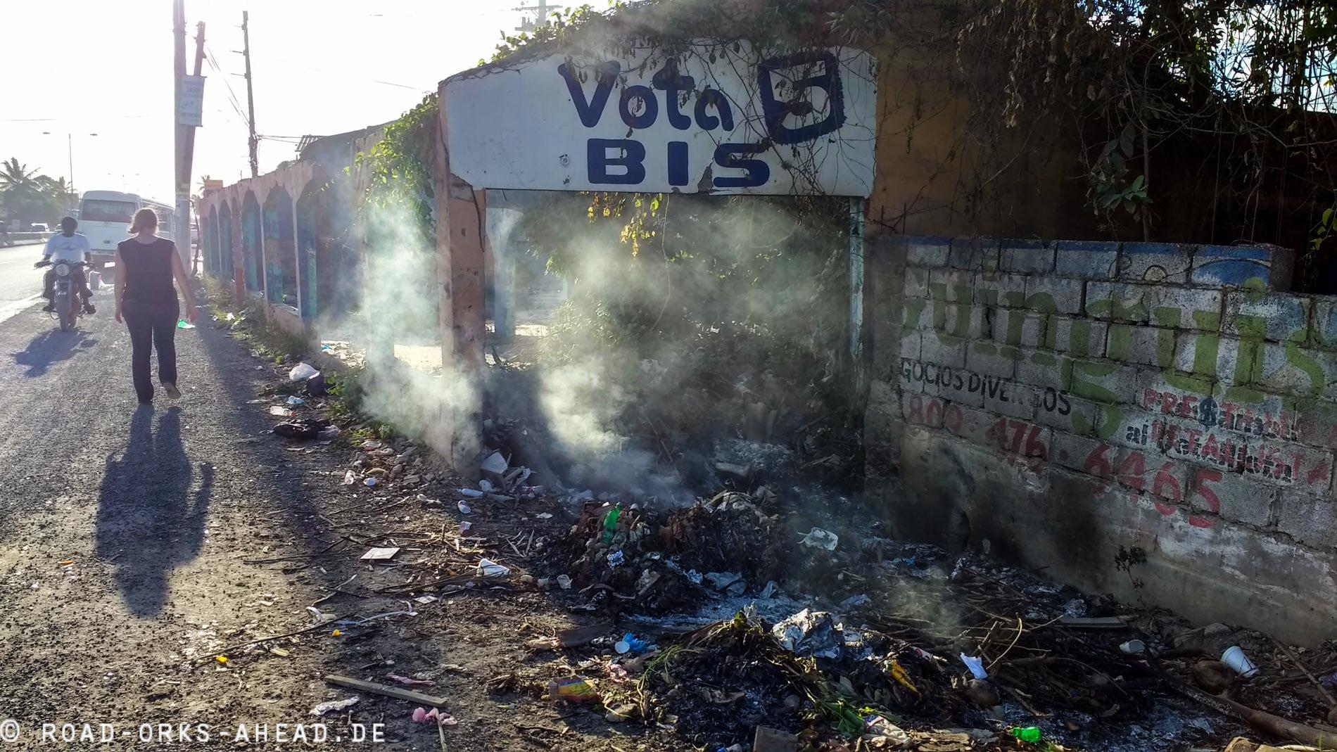 Müllentsorgung