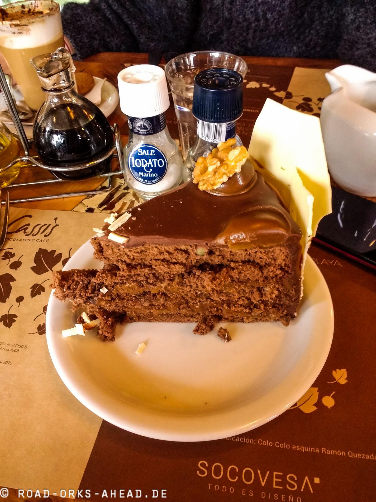 Chilenischer Kuchen