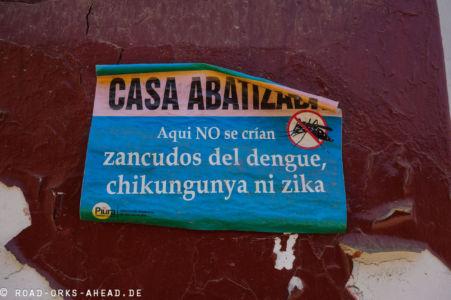 Zika lässt grüßen