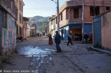 Cobanaconde am Colca Canyon