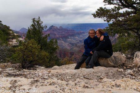Wir und der Canyon
