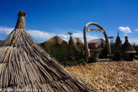 Islas Uros, Titicacasee