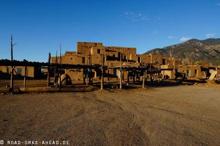 Taos Pueblo (Weltkulturerbe)