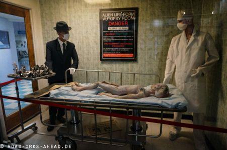 Alien Autopsie