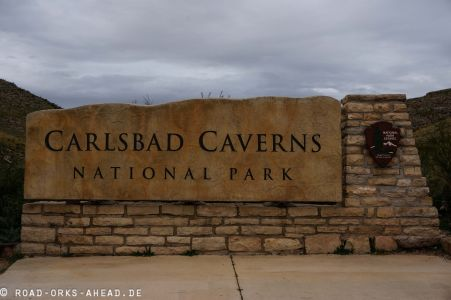 Carlsbad Caverns Nationalpark