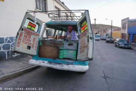 Food Truck in Potosi