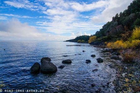 Am Lago Villarica