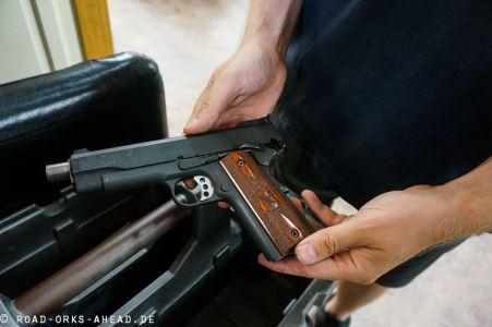 Springfield Armory 1911 Pistole