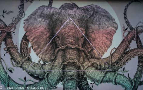 Wynwood Walls Elefant