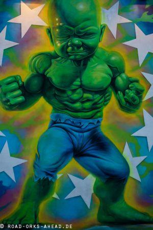 Wynwood Baby Hulk