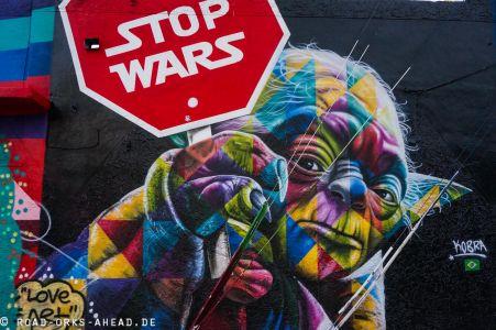 Yoda Stop Wars
